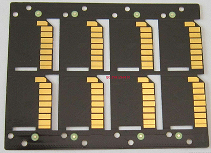 heavy gold PCB